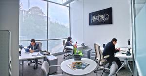 Oficina En Renta En Centro De Negocios En Reforma 222 Para 3 Personas (m2o286)
