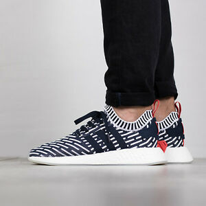 Image is loading 2017-Adidas-NMD-R2-PK-size-9-5-