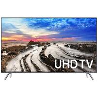 Samsung Un49mu8000fxza 48.5 4k Ultra Hd Smart Led Tv (2017 Model) on sale