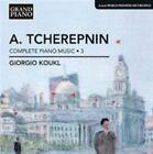 Giorgio Koukl Tcherepnin Complete Piano Music Vol 3 CD