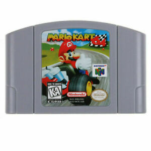 Mario-Kart-64-Video-Game-Cartridge-Console-Card-US-Version-For-Nintendo-N64
