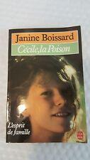 L Esprit de Famille Cecile La Poison (French Edition)Apr 1, 1984 by Boissard