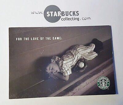 Baseball & Softball Aufrichtig 2003 Selten Starbucks Safeco Field Baseball Seeleute Paper Sleeve Old Logo