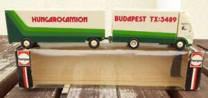 Herpa-912321-Ackermann-MB-Camion-hungarocamion-Budapest-Ungheria-RARO-molto-bene-OVP