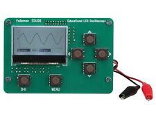 VELLEMAN EDU08 EDUCATIONAL LCD OSCILLOSCOPE KIT---SPECIAL!!!!!!!!!!!!!!!