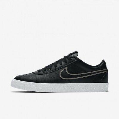 quality design 43251 436b8 Nike SB Bruin Zoom Premium SE 877045-001 Black White Mens Skateboarding  Shoes