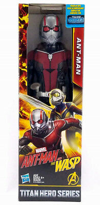 Marvel Ant Man And The Wasp Titan Hero Series Ant Man