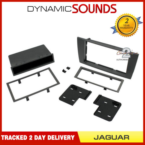 X-Type CT24JG03 Car Stereo Single//Double Din Fascia Adapter For Jaguar S-Type