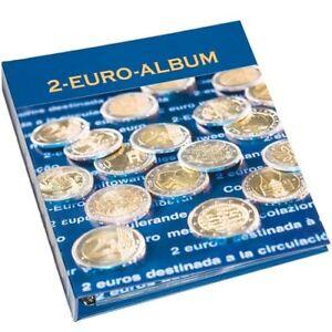 Leuchtturm-NUMIS-Album-Band-5-fur-2-Euro-Gedenkmunzen-2015-aller-Euro-Lander