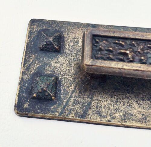 "Antique Hardware Vintage Arts /& Crafts Mission Drawer Pull  2 1//4/"" inch centers"