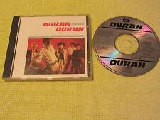 Duran Duran Duran Duran Rare 1983 CD Album No barcode Made in UK (CDP 746042 2).