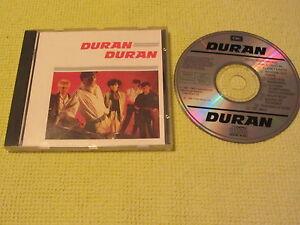 Duran-Duran-Duran-Duran-Rare-1983-CD-Album-No-barcode-Made-in-UK-CDP-746042-2