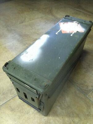 EMP Faraday Cage blindé Electronics munitions peut boîte survie Prepper disque dur