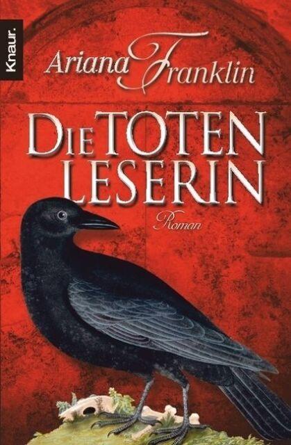 Die Totenleserin von Ariana Franklin (2008, Taschenbuch), UNGELESEN