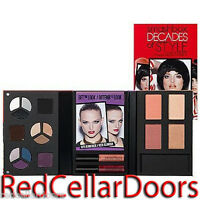 Auth Smashbox Masters Class 10 Decades Of Style Eyeshadow Bronzer Makeup Kit