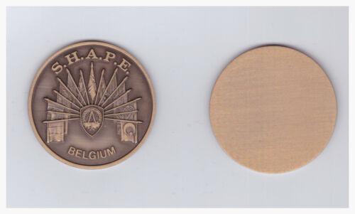Belgium  Coin sehr selten !!!! S.H.A.P.E