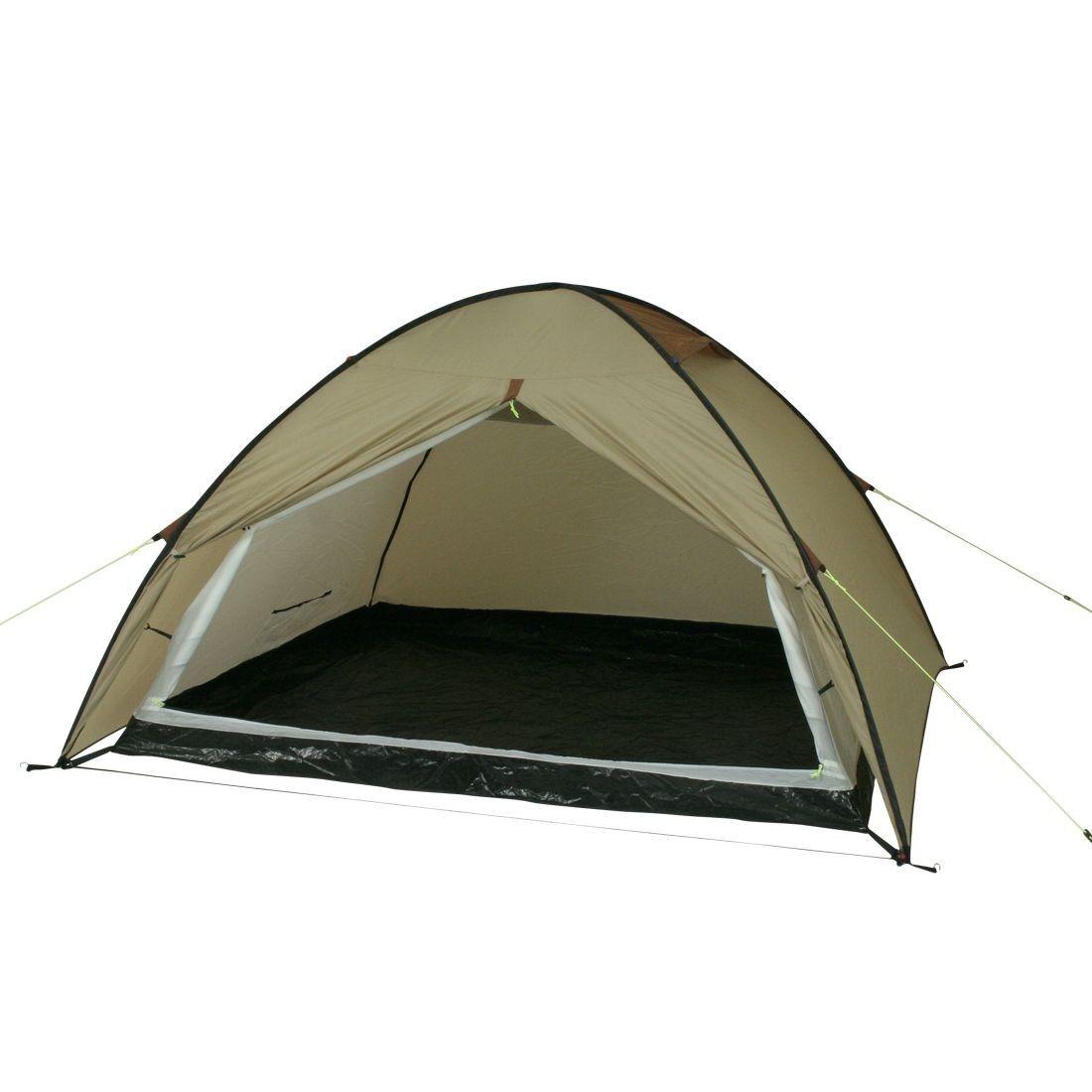 10T Easy Pop 3 - Novedosa tienda cúpula Pop Up de doble techo para 3 personas, 3
