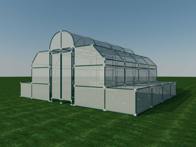 PVC Greenhouse Plans DIY Hoop House Grow Veggies Plants 18'x20' Build on french country house plans, earth covered hobbit home plans, energy efficient house plans, pvc house, allison ramsey architects house plans, wood frame house plans, unique modern contemporary house plans, victorian ranch house plans, cold weather dog house plans, old chicken house plans, poultry house plans, small timber frame house plans, pvc parts list, pvc projects, rooster house plans, cheap house plans, straw bale house plans, pvc gardening, pvc light box,