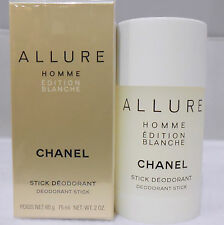 ALLURE HOMME EDITION BLANCHE DEODORANT STICK BY CHANEL 75 ML/2 OZ.
