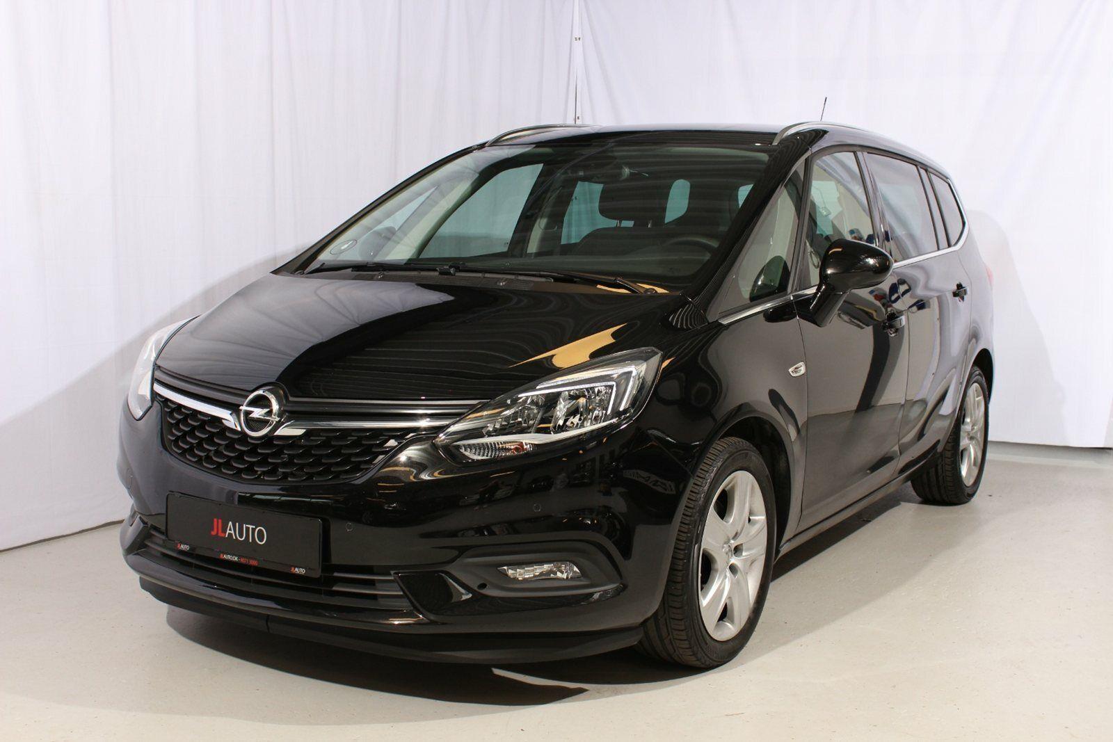 Opel Zafira Tourer 1,4 T 140 Enjoy aut. 5d - 284.990 kr.