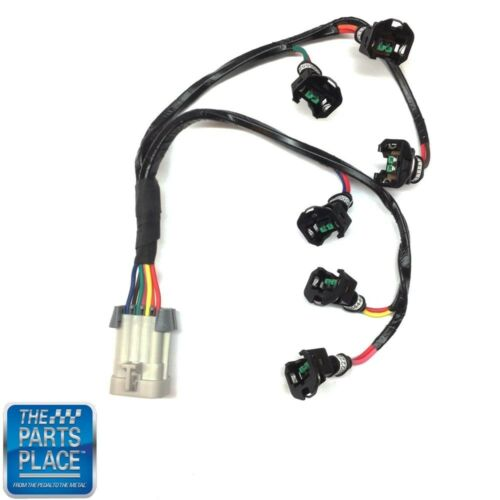 Pontiac Fuel Injector Harness 14 Gauge 1986-89 Buick