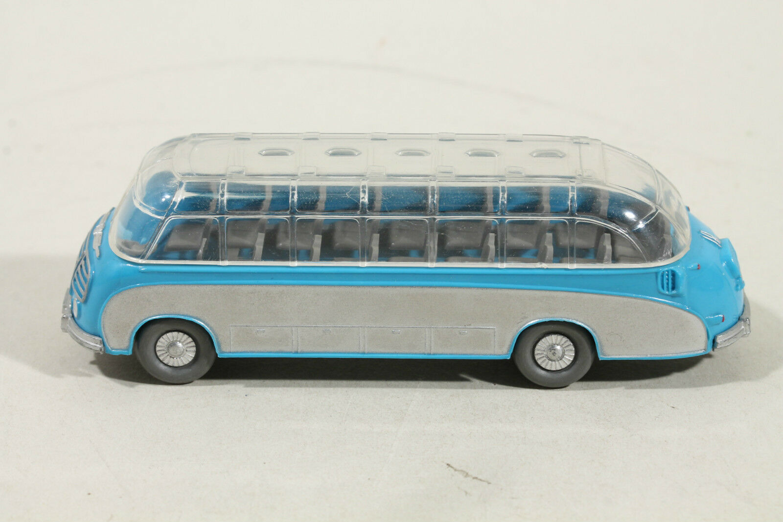 1166 Type 1C Wiking SETRA BUS 1956 - 1968 Dark Adriatic bluee