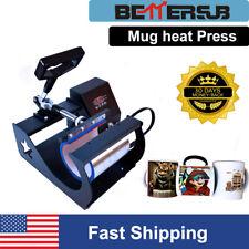Mug Heat Press Machine Digital Transfer Sublimation Cup Bottle Printing New
