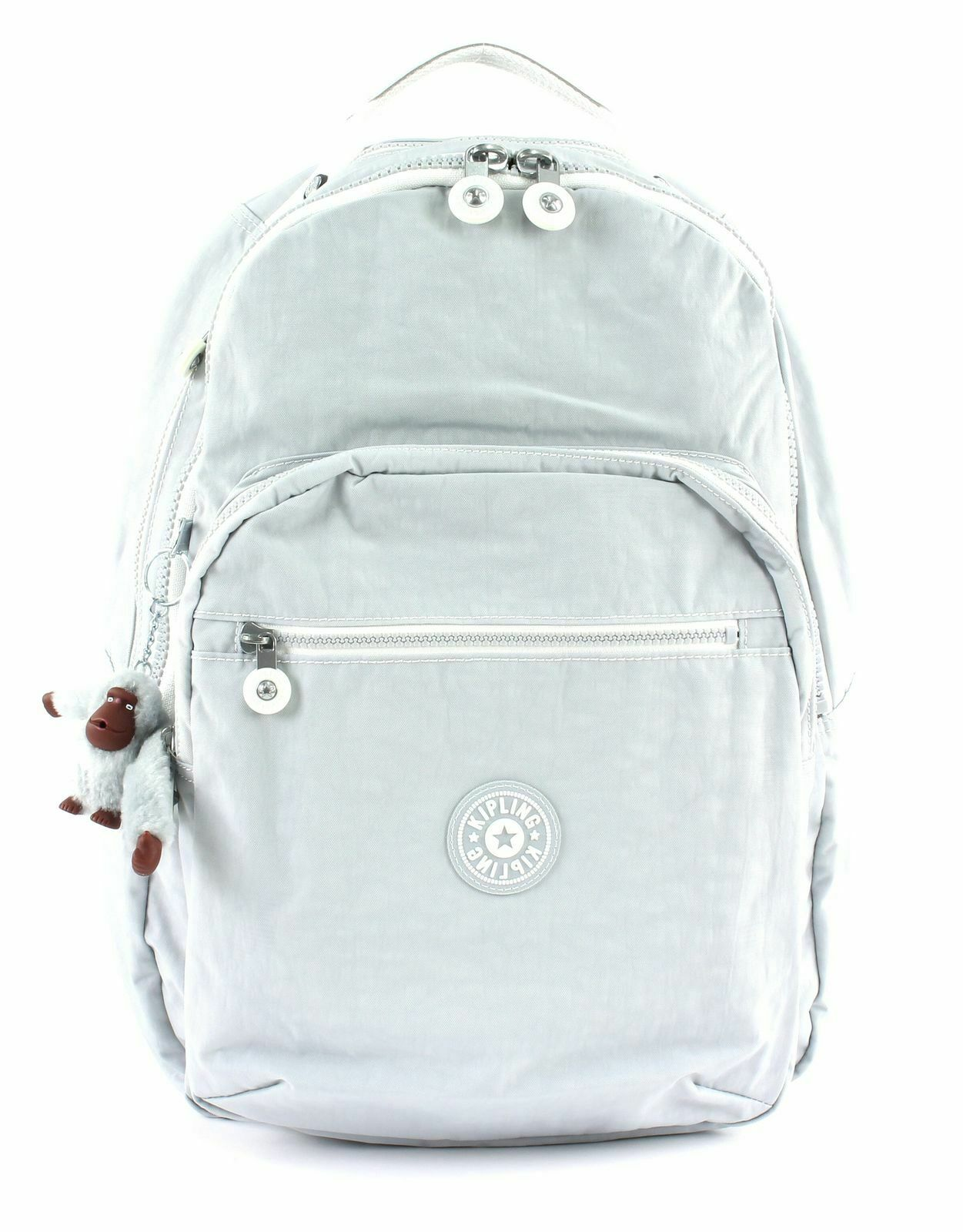 Kipling Clas Seoul gree gree gree Backpack grigio BL 191