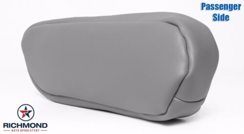 1997 Ford F150 Lariat 2WD 4X4 Extended-PASSENGER Side Leather Armrest Cover Gray
