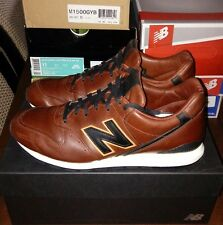 NEW BALANCE M996BRN HORWEEN LEATHER BESPOKE CROONERS COLLECTION MESSAGE ME OFFER