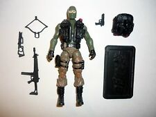 GI JOE BEACHHEAD 25th Anniversary Action Figure COMPLETE 3 3/4 C9+ v10 2007