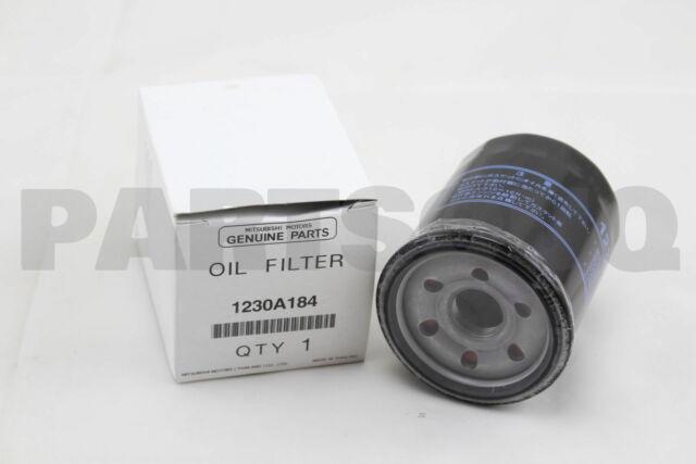 1230A184 ASAKASHI OIL FILTER 4G93 4G15 18 6A12