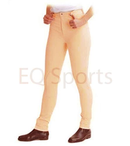 "FREE P/&P Arizona Ladies//Women Riding Jodhpurs Size 26/""//8 Beige Stretchy//Comfy !!"