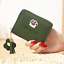 Women-039-s-Short-Small-Wallet-Lady-Leather-zipper-Coin-Card-Holder-Money-Purse thumbnail 12