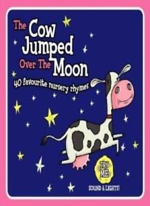 Details About The Cow Jumped Over Moon Cd Sound Lights Nursery Rhymes New