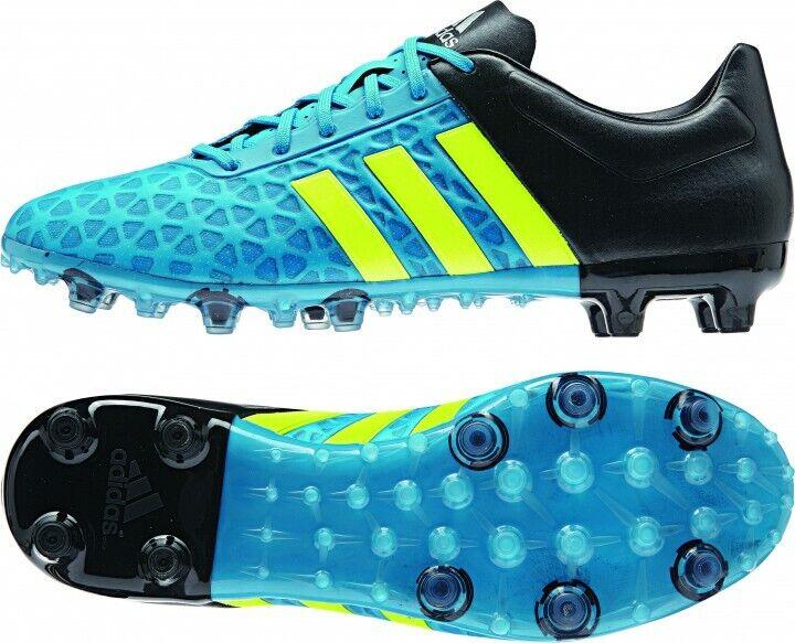 Adidas Soquí Ace 15.2 FG ag talla 40 40 2 3 azul nockenschuh botas de fútbol