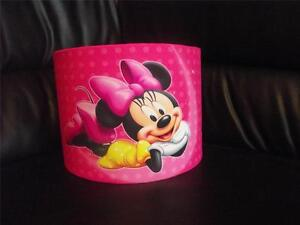 Minnie-Mouse-10-034-Tambor-Pantalla-De-Techo-Lightshade
