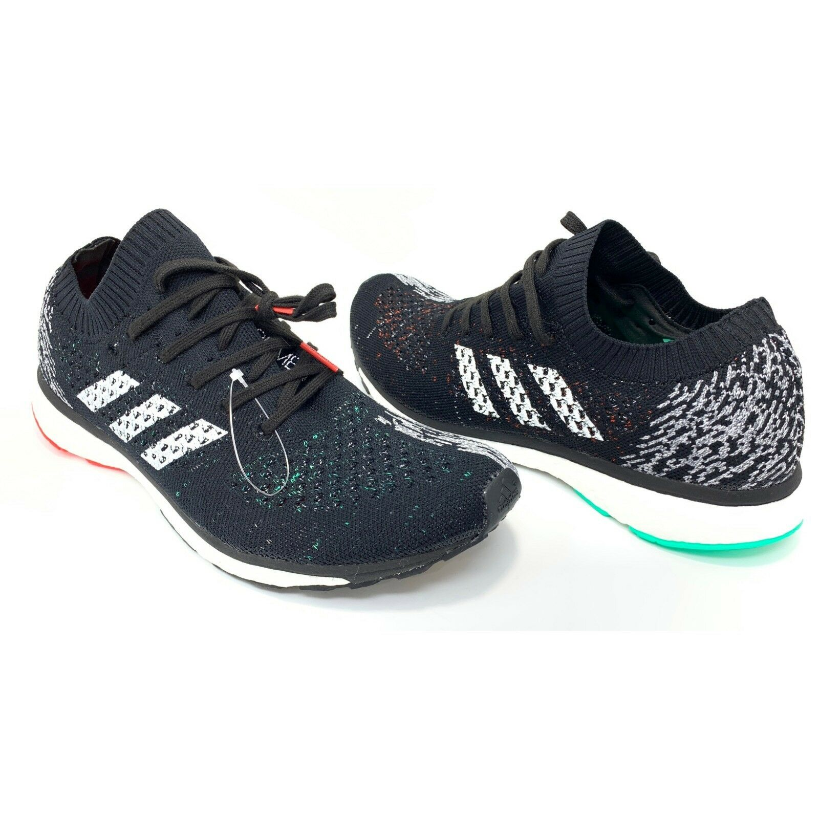 best service 58b30 e5167 Adidas Adizero Sz Prime Boost LTD Mens White Ultra Running shoes CP8922 9.5  Black nxracf503-Men s Athletic Shoes