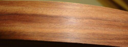 "Rosewood wood veneer edgebanding 7//8/"" x 120/"" nonglued 1//40th/"" thick inches"