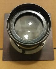 """Antique Voigtlander & Sohn Heliar 11 3/4"""" Lens No 5 300mm"""
