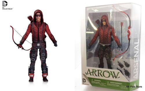 ARROW ARSENAL Dc Comics Collectibles Action Figure 17 Cm New