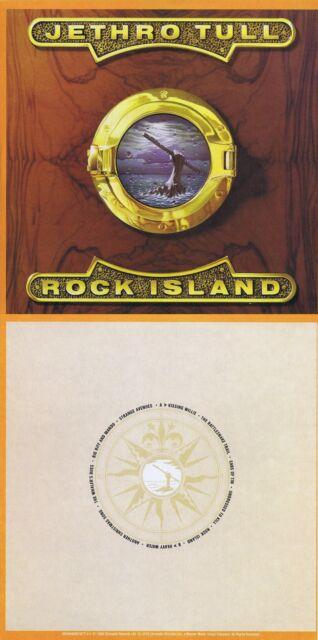 """Jethro Tull """"Rock Island""""  Werk von 1989! Nagelneue CD! 1A!"""