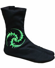 Original UV Ninja botas de Space tribe hippie Goa zapatos laursen tipo tabi botas 3