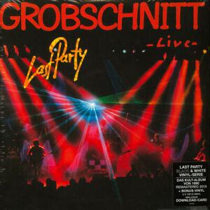 Grobschnitt-Last-Party-Black-amp-White-Vinyl-Edition-1990-EU-Reissue