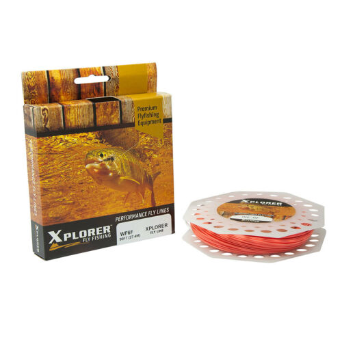 Xplorer Fly Fishing Fly Lines Quality weight forward fly lines