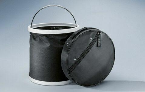 Genuine BMW Motorrad Motorcycle Bike Cleaning Washing Folding Bucket 83192161313