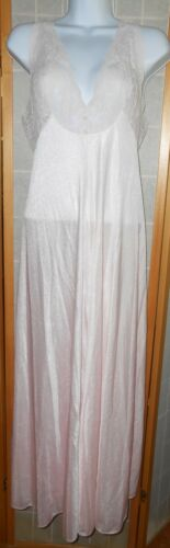 Val Nightgown Vtg ~ Mode Nightgown 134 ~ Val Vtg Sweep 134 Sweep Mode rtE6rfxwq