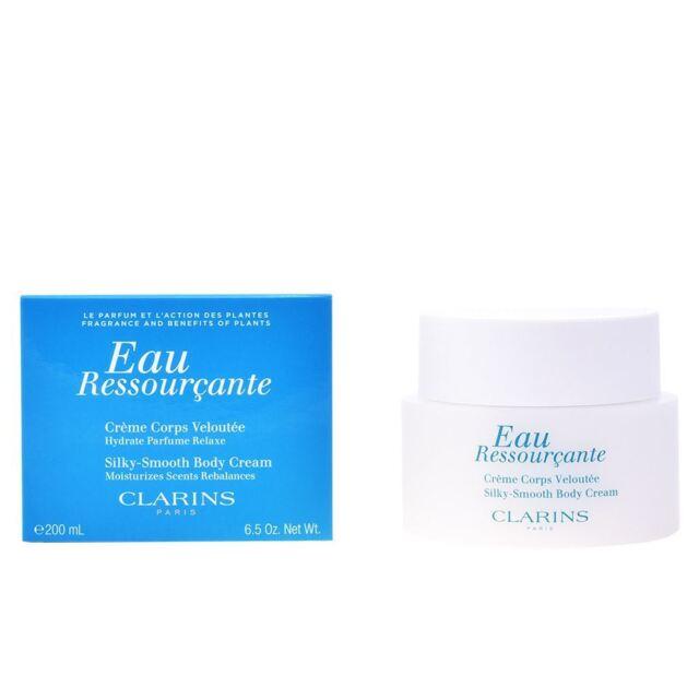 Clarins Eau Ressourçante Silky-Smooth Body Cream 200ml Women