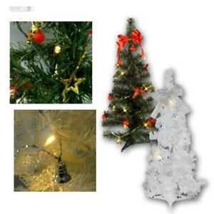 weihnachtsbaum beleuchtet mit led lichterkette timer. Black Bedroom Furniture Sets. Home Design Ideas