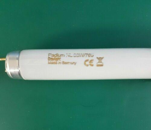 25x Radium Osram Leuchtstoffröhre Master Super TL-D Tageslicht T8 36W//G13 765.